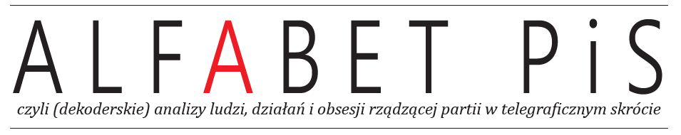 Alfabet PiS