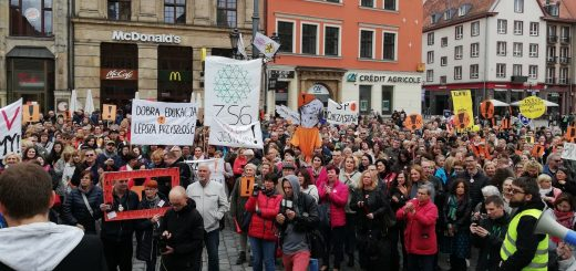 Strajk Nauczycieli Dekoder